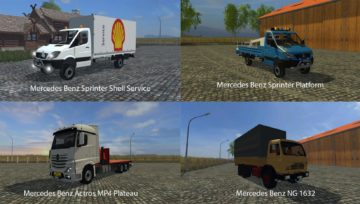 BIG MODS PACK V21 MERCEDES BENZ PACK V1 FS 2015 (3)