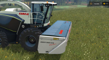 Claas Direct Disc 620 Black Edition TEXTURE V 1.0 FS15 (2)