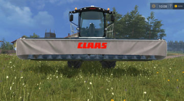 Claas Direct Disc 620 Black Edition TEXTURE V 1.0 FS15 (5)