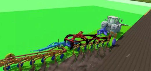 Farming Simulator 17 VFX Breakdown