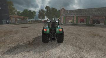 Fendt 1050 V 3.71 Tractor (2)