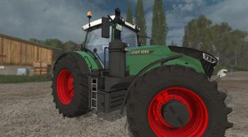 Fendt 1050 V 3.71 Tractor (4)