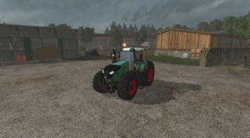 Fendt 1050 V 3.71 Tractor (5)