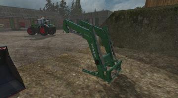 Fendt 1050 V 3.71 Tractor (7)
