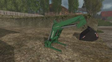 Fendt 1050 V 3.71 Tractor (8)