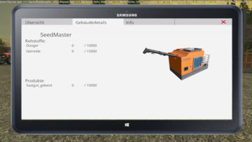 Folk Hill 2.1 FarmingTablet module for factory Script Extension app  v 0.9 Update1.2 FS15 (1)
