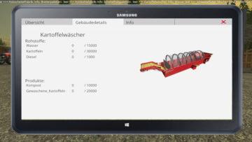 Folk Hill 2.1 FarmingTablet module for factory Script Extension app  v 0.9 Update1.2 FS15 (4)