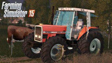 Massey Ferguson 3080 WASHABLE V 1.0 Tractor (1)