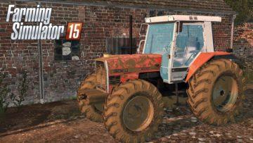 Massey Ferguson 3080 WASHABLE V 1.0 Tractor (2)