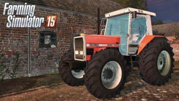 Massey Ferguson 3080 WASHABLE V 1.0 Tractor (3)