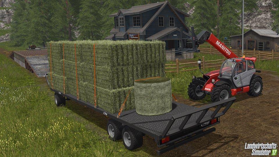 скачать мод на Farming Simulator 17 - фото 8