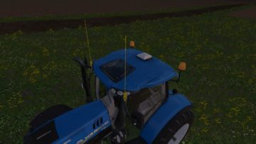 NEW HOLLAND T7.240 V1 TRACTOR (1)