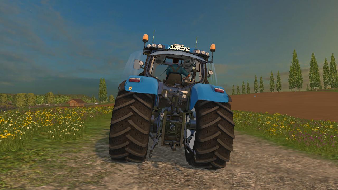 New Holland T7 240 V1 Tractor Farming Simulator 2017