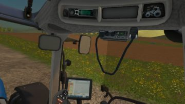 NEW HOLLAND T7.240 V1 TRACTOR (5)