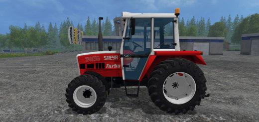 STEYR 8060a Turbo SK2 V 1.0 FS15 (10)