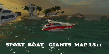 Sport Boat For Giants Map V 2 LS15 (2)