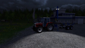 Steyr 8090 SK2 Equipment Pack V 2.0 Binderberger RW9 FS15 (17)