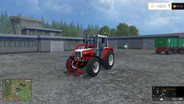 Steyr 8090 SK2 Equipment Pack V 2.0 Binderberger RW9 FS15 (20)