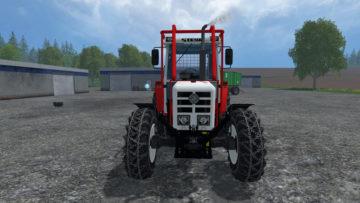 Steyr 8090 SK2 Equipment Pack V 2.0 Binderberger RW9 FS15 (22)