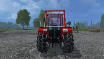 Steyr 8090 SK2 Equipment Pack V 2.0 Binderberger RW9 FS15 (23)