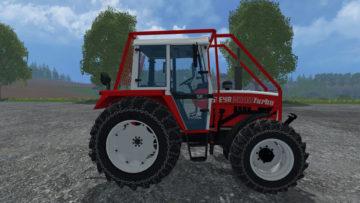 Steyr 8090 SK2 Equipment Pack V 2.0 Binderberger RW9 FS15 (24)