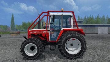 Steyr 8090 SK2 Equipment Pack V 2.0 Binderberger RW9 FS15 (25)