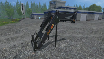 Steyr 8090 SK2 Equipment Pack V 2.0 Binderberger RW9 FS15 (27)
