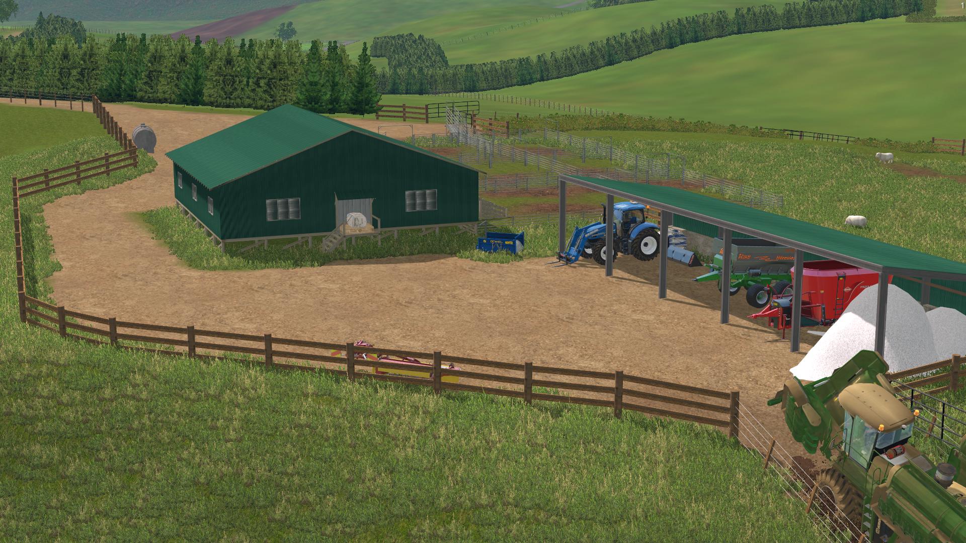 how to raise sheep in farming simulator 2017