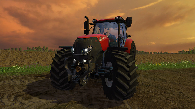 Case Ih Farming Simulator 2015 Mods Tractor Further Tractor Wiring