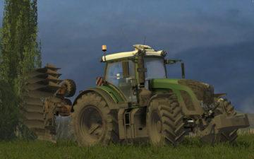 Fendt 936 Vario Pack V 2.3 Tractor (1)