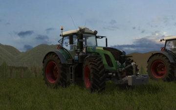 Fendt 936 Vario Pack V 2.3 Tractor (14)