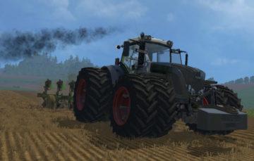 Fendt 936 Vario Pack V 2.3 Tractor (15)