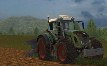 Fendt 936 Vario Pack V 2.3 Tractor (16)