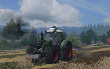 Fendt 936 Vario Pack V 2.3 Tractor (17)