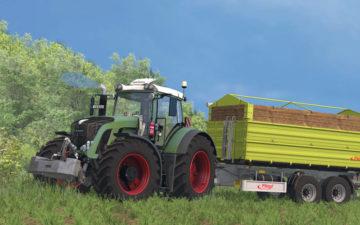 Fendt 936 Vario Pack V 2.3 Tractor (18)