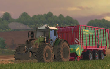 Fendt 936 Vario Pack V 2.3 Tractor (19)