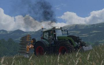 Fendt 936 Vario Pack V 2.3 Tractor (2)
