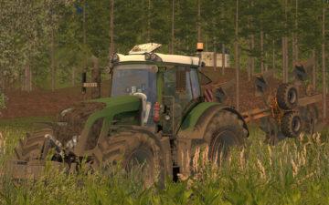 Fendt 936 Vario Pack V 2.3 Tractor (4)