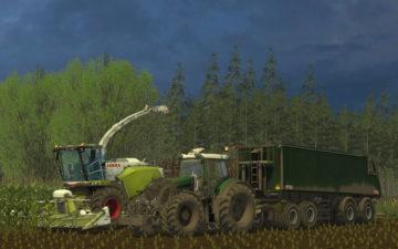 Fendt 936 Vario Pack V 2.3 Tractor (5)