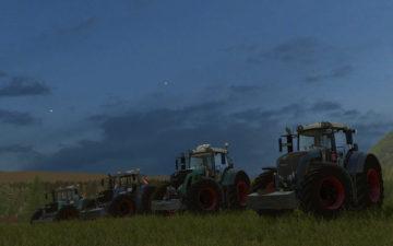 Fendt 936 Vario Pack V 2.3 Tractor (9)