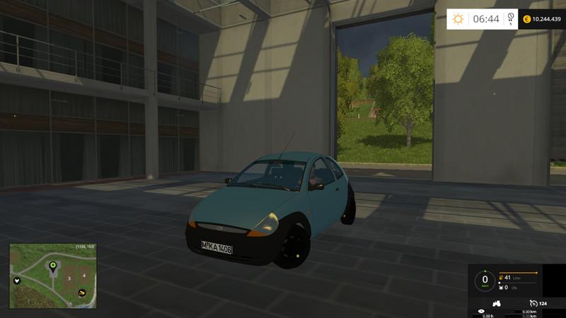 Ford Ka   Basis V   Car