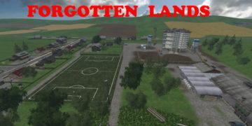 Forgotten Lands V 1 Map FS15 (13)