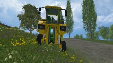Gregoire G8.260 Grape harvester V 0.96 Combine (1)