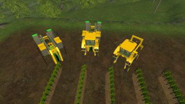 Gregoire G8.260 Grape harvester V 0.96 Combine (2)