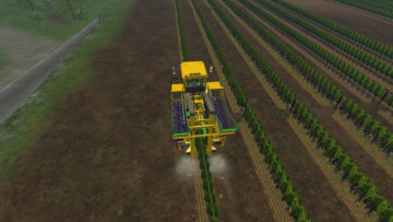 Gregoire G8.260 Grape harvester V 0.96 Combine (4)