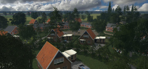 Holland Landscape 2016 V 1 Map FS15 (14)