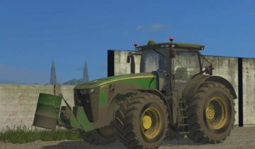 JD 8370R V1.0 TRACTOR (1)