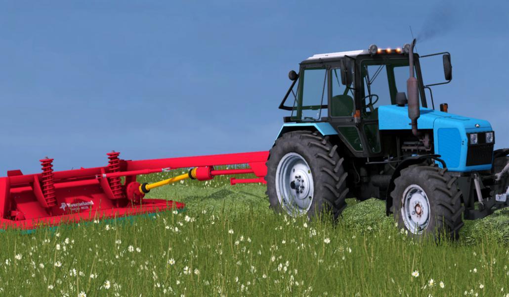 KVERNELAND 4028 MOD - Farming simulator 2017 / 2015 | 15 / 17 LS mod