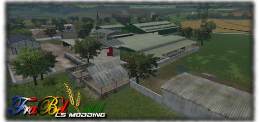 farmville map v 1 0 for fs 2015 farming simulator 2017 2015 15 17 ls mod. Black Bedroom Furniture Sets. Home Design Ideas
