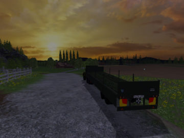 Magirus Deutz Jupiter tractor with semi-trailer V 1.15 LS 2015 (3)